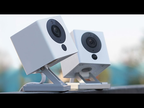 Обзор Xiaomi Small Square Smart Camera IP камера
