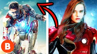 Marvel's Next Iron Man: Everyone Who Could Replace Tony Stark