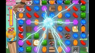 Candy Crush Saga Level 1423【Hard Level】★★★ NO BOOSTER