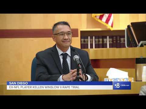 Kellen Winslow Jr. accuser graphically details alleged Mother's Day rape