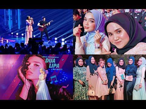 WENT TO DUA LIPA CONCERT IN JAKARTA! | Zakirah Zainal