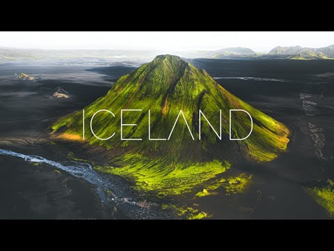 ICELAND / The Art of Nature - Cinematic Landscape Drone Footage