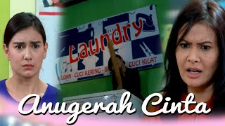 Sadisnya Laundry Naura Dihancurin Oleh Aleya [Anugerah Cinta] [12 September 2016]