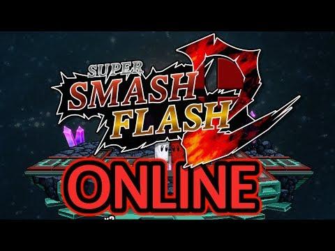 Super Smash Flash 2 ONLINE
