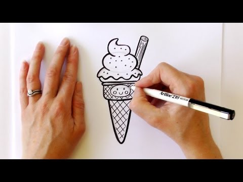 how-to-draw-a-cartoon-ice-cream-cone