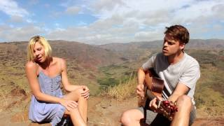 Royals - by Gigi Edgley & Jake Edgley (Lorde Cover) Acoustic