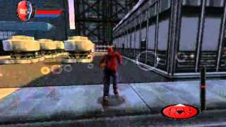 Spiderman 1 Gameplay PC