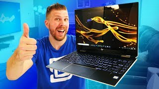 HP Spectre X360 13T Review - My Favorite 2-in-1 Ultrabook for 2019!