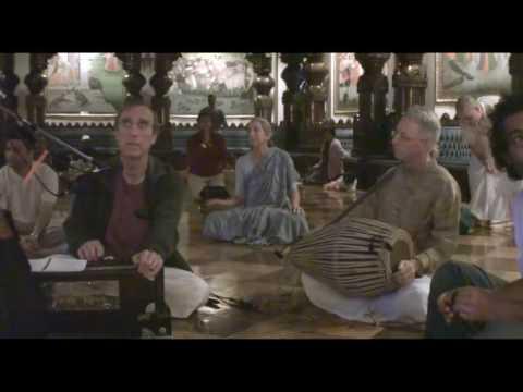 Bhajan - Badahari das - Hare Krishna