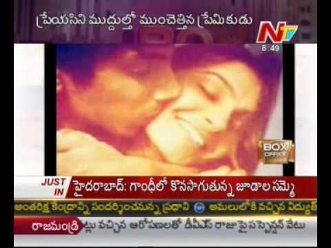 Anirudh - Andrea Lip Kiss becomes sensation Travel Video
