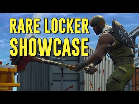 Fortnite Locker Showcase | Worth $500?