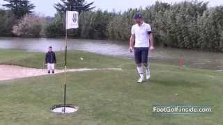 FootGolf Cup Toulouse Greg Lafontan