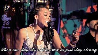 """Carry On"" - Siedah Garrett (Official Lyric Video)"