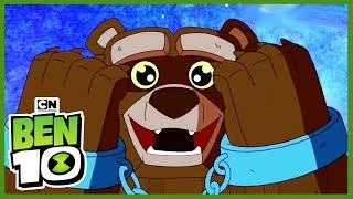 Ben 10   Mayhem In Mascot (Hindi)   Cartoon Network