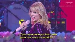 Taylor Swift You Need To Calm Down Legendado Live Prime Day Concert | SWIFTIES BRASIL