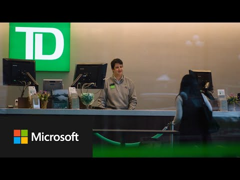 TD Bank Delivers Legendary Customer Experiences With Microsoft Azure