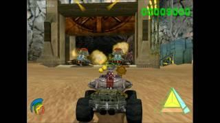 Red Dog: Superior FirePower BETA Demo (Dreamcast)