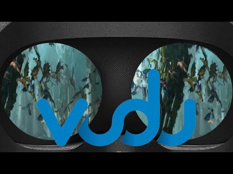 Watch Vudu 3D Movies On Rift, Vive, Go, And Nintendo 3DS!
