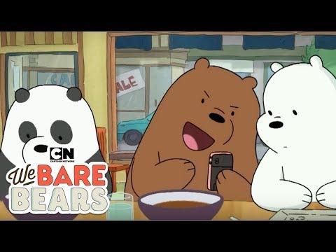 We Bare Bears   Cellie (พากย์ไทย)   Cartoon Network