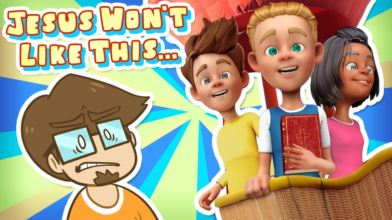 What the HELL is Bible Town? (Christian Animation's WORST SIN)