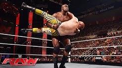 Titus O'Neil vs. Heath Slater: Raw, 11. Juli 2016