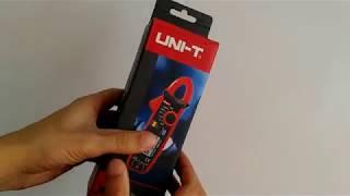 Токоизмерительные клещи UNI-T UTM 1210E (UT210E)