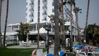 Lordos beach hotel, Ларнака, Кипр, март 2018...