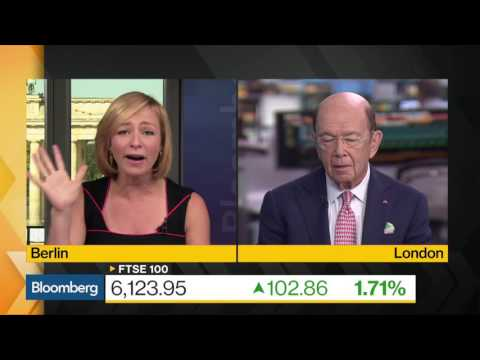 Wilbur Ross - Brexit Will Be Devastating For World Markets - 21 Jun 16  | Gazunda