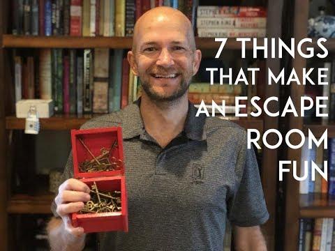 7 things that make an Escape Room fun