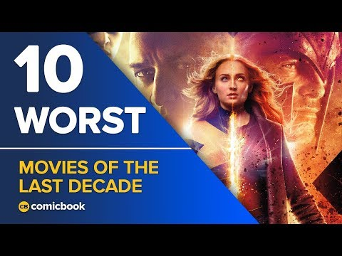 10 Worst Movies of the Last Decade
