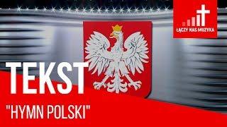 Hymn Polski [TEKST]
