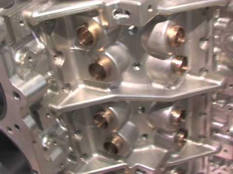 Dart Billet Aluminum Racing Engine Blocks