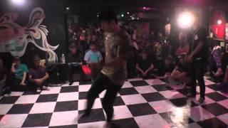 YUSUKE ホッパー vs Mikado preliminary / ZEROBOX vol.10 BREAKIN 2on2 DANCE BATTLE