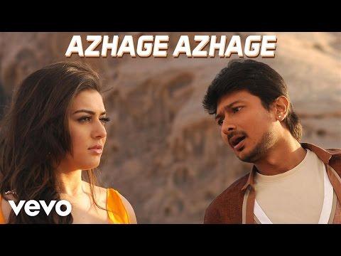 Oru Kal Oru Kannadi - Azhage Azhage Video | Udhayanidhi, Hansika