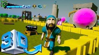 CLASH OF CLANS 3D!! BAIXE E JOGUE AGORA ESTE JOGO EM 3D - BRUNO CLASH