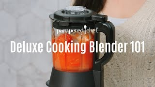 Deluxe Cooking Blender 101 | Pampered Chef