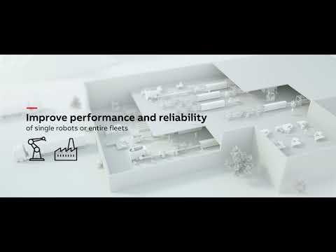 ABB Robotics - OmniCore™ controllers - a new era of digital robot control