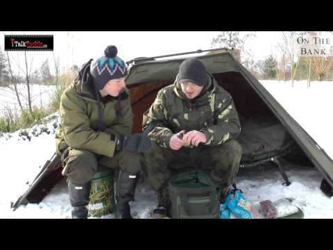 CARP FISHING : MARK MANN, NASH TACKLE