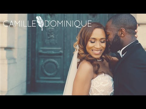 Love at First Sight | Emotional Cleveland City Hall wedding video