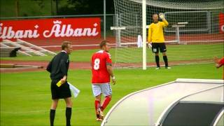 Euro2011: Danmark - Irland .. 2-3