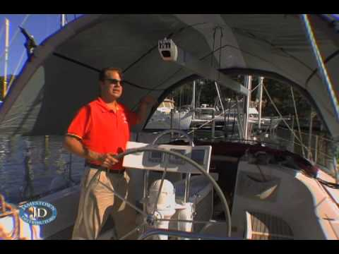 Ronstan Boom Tents & Ronstan Boom Tents - YouTube