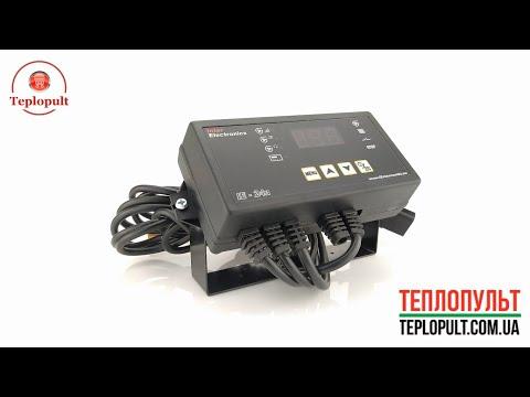 Автоматика для котла INTER ELECTRONICS IE-24n (на 1 насос і 1 турбіну)