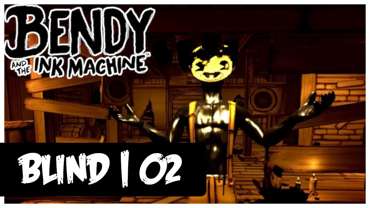 Bendy and the Ink Machine - Chapter 2 - The Old Song ...