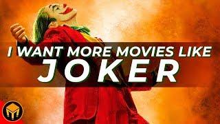 I Want MORE Movies Like JOKER | Analysis
