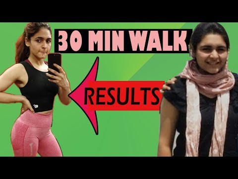 WALK & BURN UNNECESSARY CALORIES: Weight Loss For Lazy People