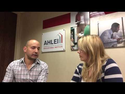 Art of Leadership Interview with AHLEI's Victor Arguelles