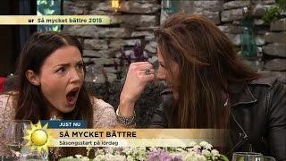 """Chocken: """"Har du gjort den låten""""!? - Nyhetsmorgon (TV4)"""