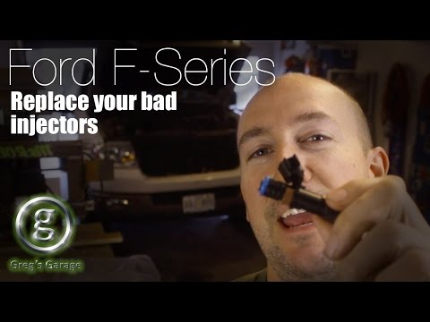 Ford 5.4L Triton Fuel Injectors - How To Replace