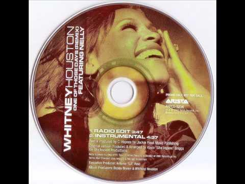 Whitney Houston - One of those days ft. Nelly (remix)