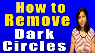 How to Remove Dark Circles Thumbnail